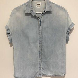 Zara denim T-Shirt